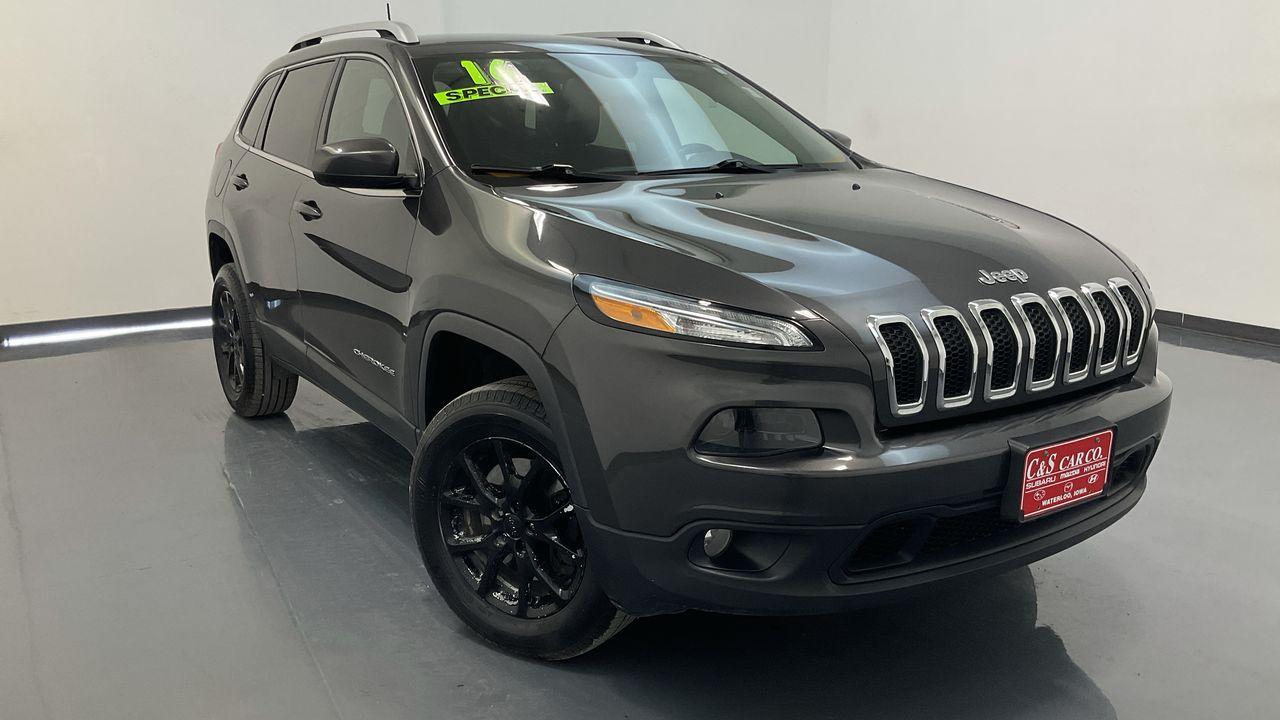 2016 Jeep Cherokee  - C & S Car Company
