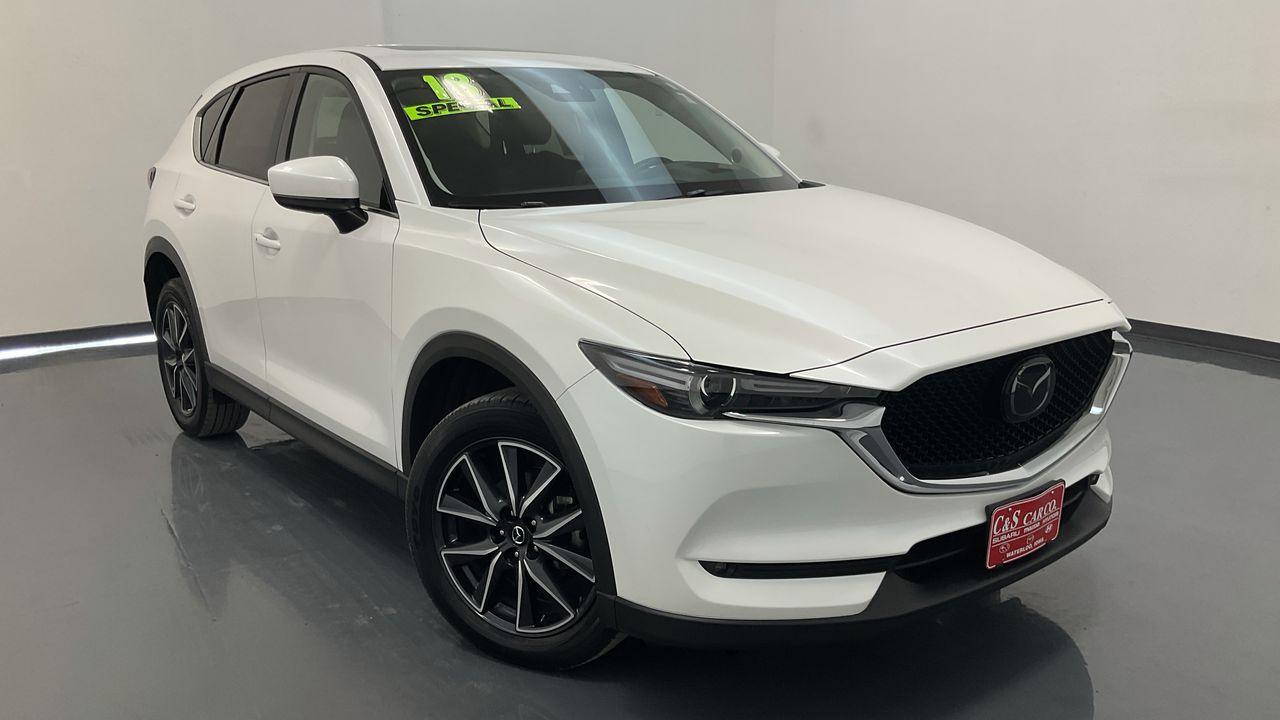 2018 Mazda CX-5 4D SUV AWD  - 17037  - C & S Car Company