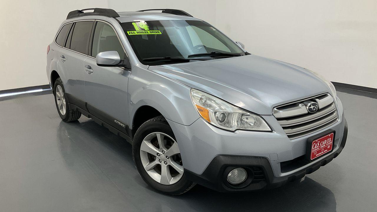 2014 Subaru Outback 4D Wagon  - 17036  - C & S Car Company