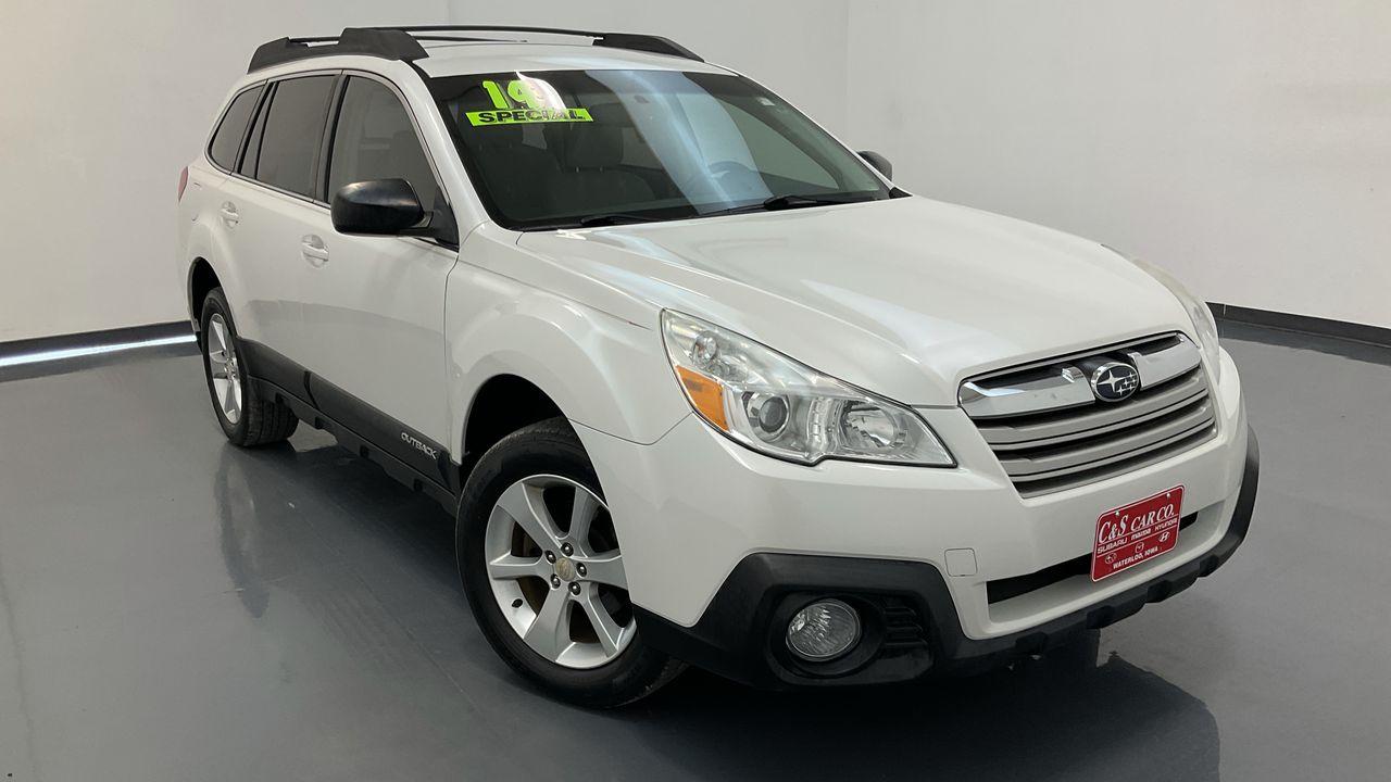 2014 Subaru Outback 4D Wagon  - 17035  - C & S Car Company