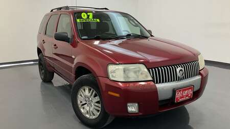 2007 Mercury Mariner 4D SUV 4WD for Sale  - 17025A  - C & S Car Company