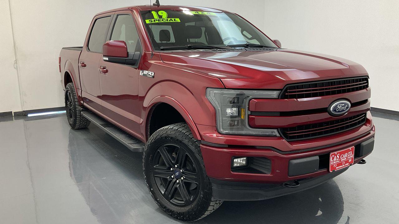 2019 Ford F-150  - C & S Car Company