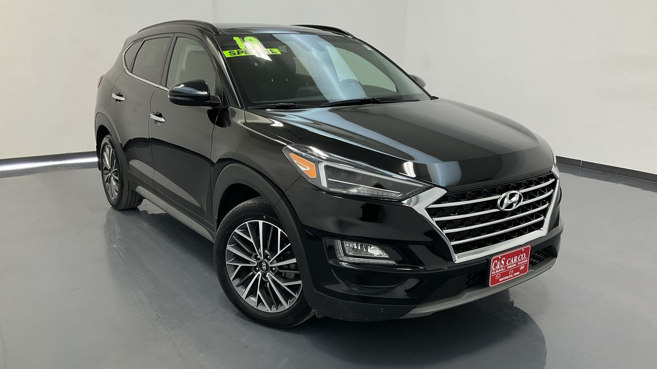2019 Hyundai Tucson  - HY8946A  - C & S Car Company