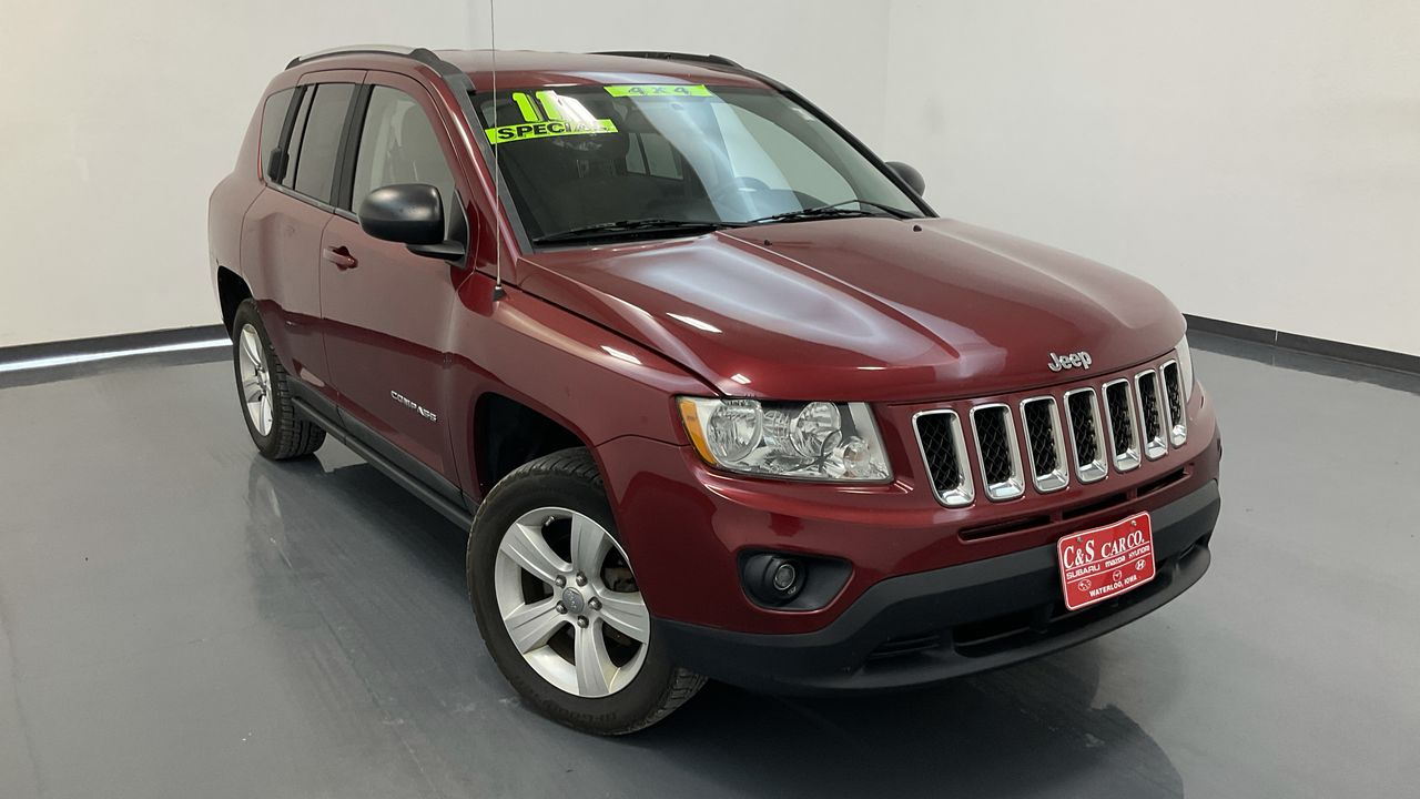 2011 Jeep Compass 4D SUV 4WD  - HY8947A  - C & S Car Company
