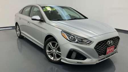 2018 Hyundai Sonata  for Sale  - SB9813A  - C & S Car Company