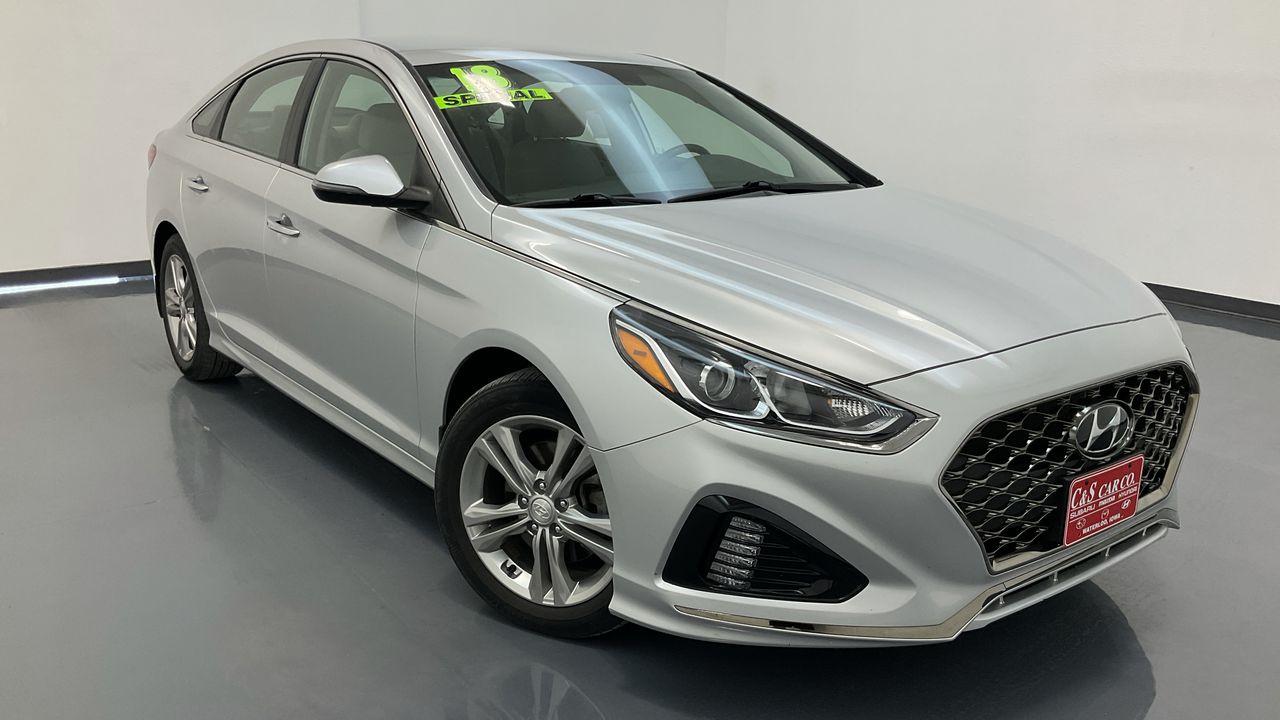 2018 Hyundai Sonata  - SB9813A  - C & S Car Company
