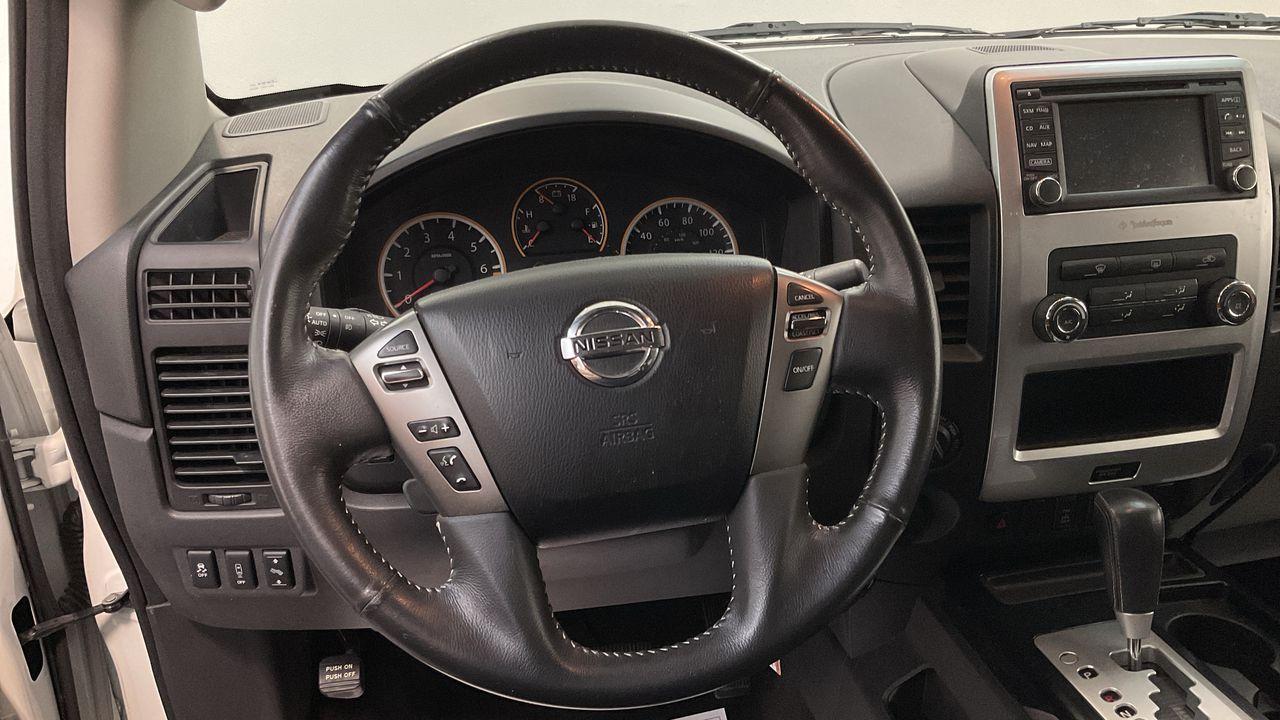 2015 Nissan Titan  - C & S Car Company
