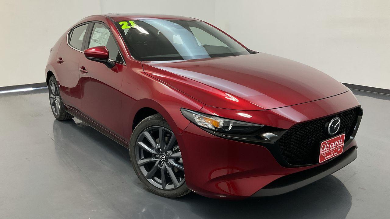2021 Mazda Mazda3 Hatchback  - C & S Car Company