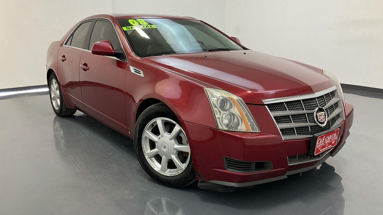 2008 Cadillac CTS  - C & S Car Company