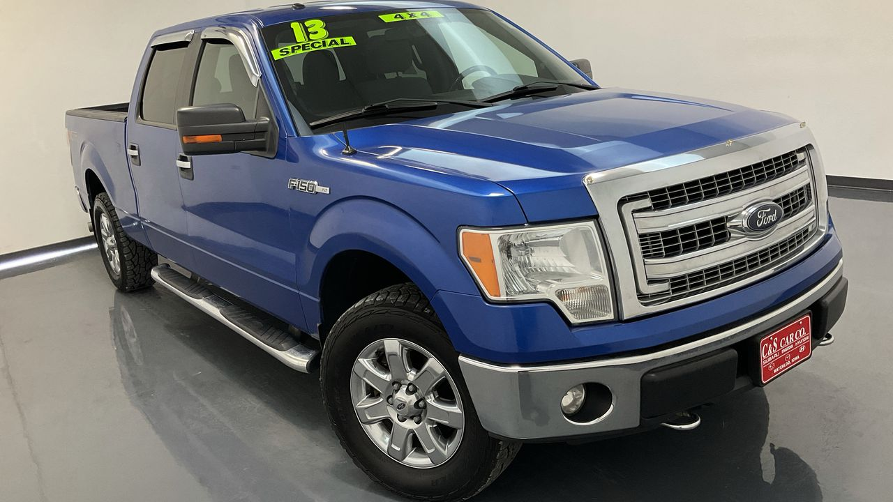2013 Ford F-150 Supercrew 4WD  - GS1075C  - C & S Car Company