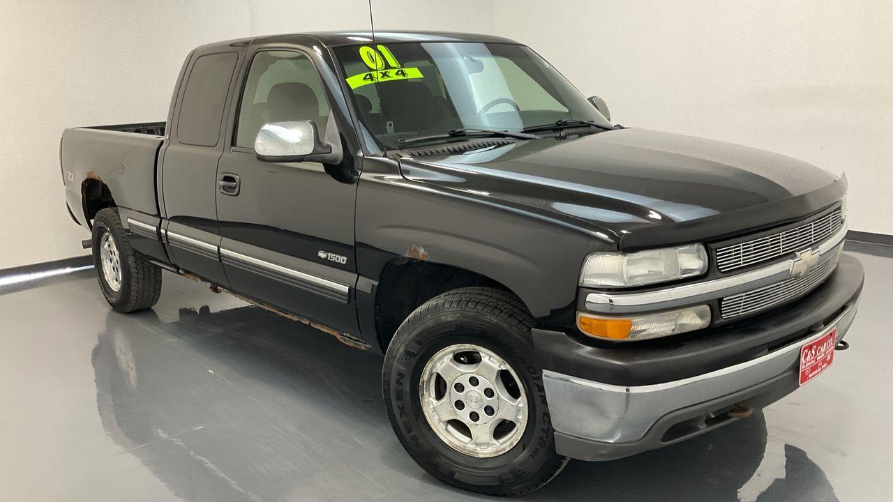 2001 Chevrolet Silverado 1500  - 16506B2  - C & S Car Company