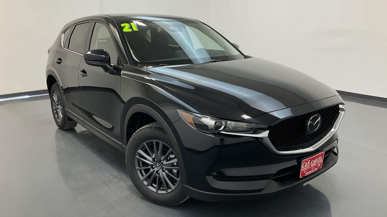 2021 Mazda CX-5  - C & S Car Company