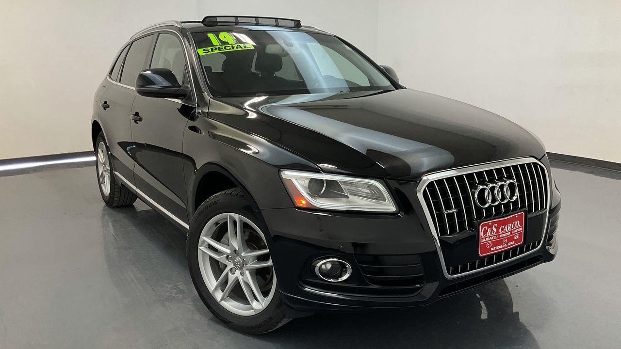2014 Audi Q5  - C & S Car Company