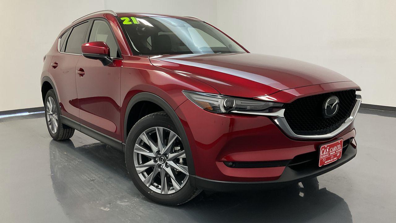 2021 Mazda CX-5  - MA3436  - C & S Car Company
