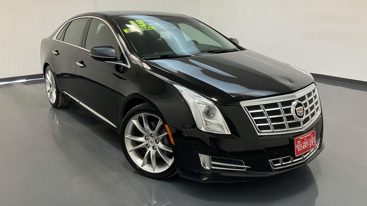 2013 Cadillac XTS 4D Sedan AWD  - SB9524B  - C & S Car Company
