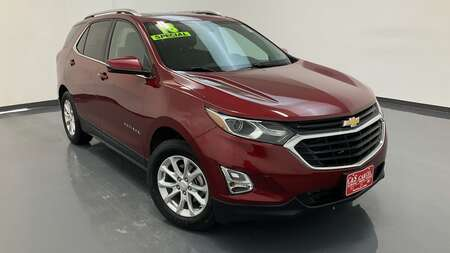 2018 Chevrolet Equinox 4D SUV FWD 1.5T for Sale  - HY8968A  - C & S Car Company