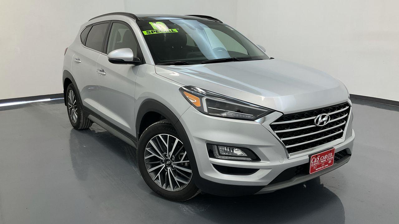 2019 Hyundai Tucson  - HY8973A  - C & S Car Company