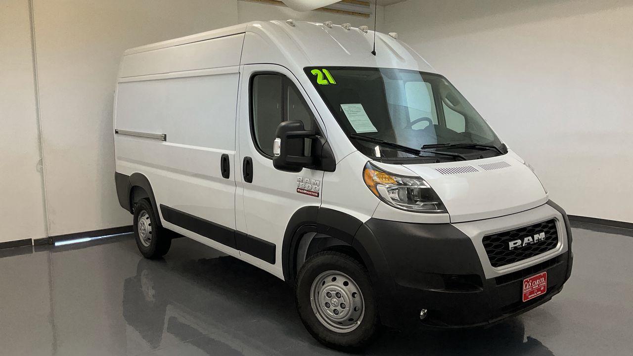 2021 Ram ProMaster Cargo Van  - C & S Car Company