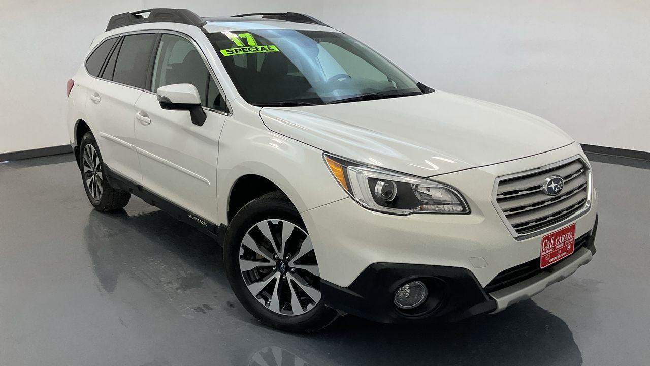 2017 Subaru Outback  - SB9871A  - C & S Car Company