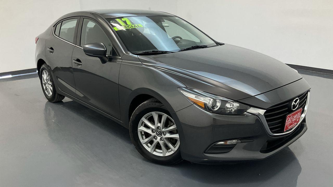2017 Mazda MAZDA3 4-Door  - HY8976A  - C & S Car Company