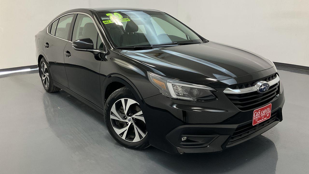 2020 Subaru Legacy  - C & S Car Company