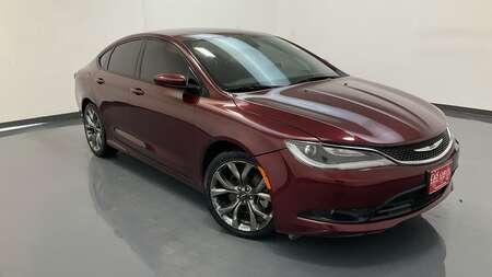 2016 Chrysler 200 4D Sedan for Sale  - 16961A  - C & S Car Company