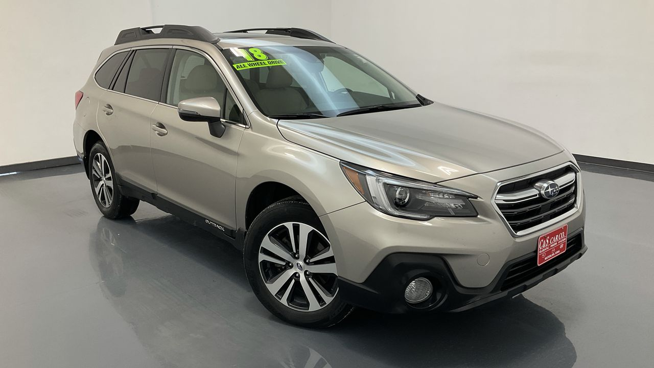 2018 Subaru Outback  - SB9882A  - C & S Car Company