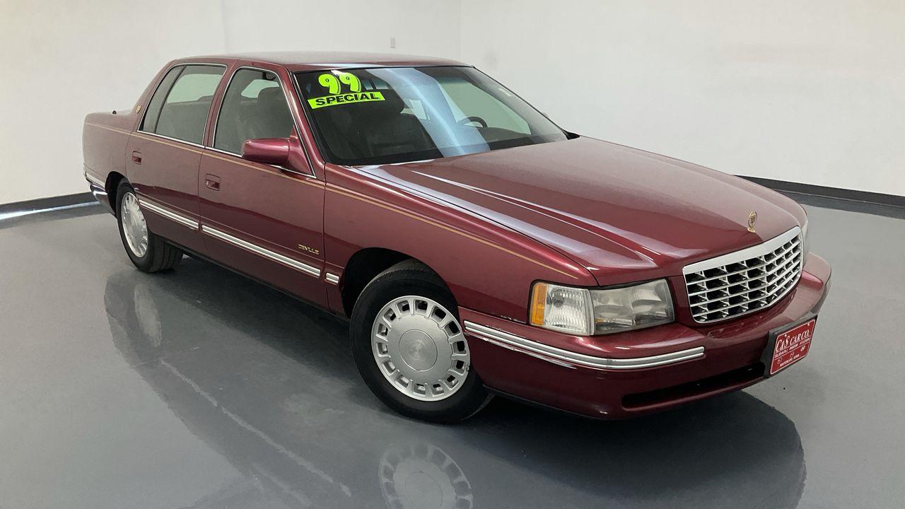 1999 Cadillac DeVille  - 17122A  - C & S Car Company