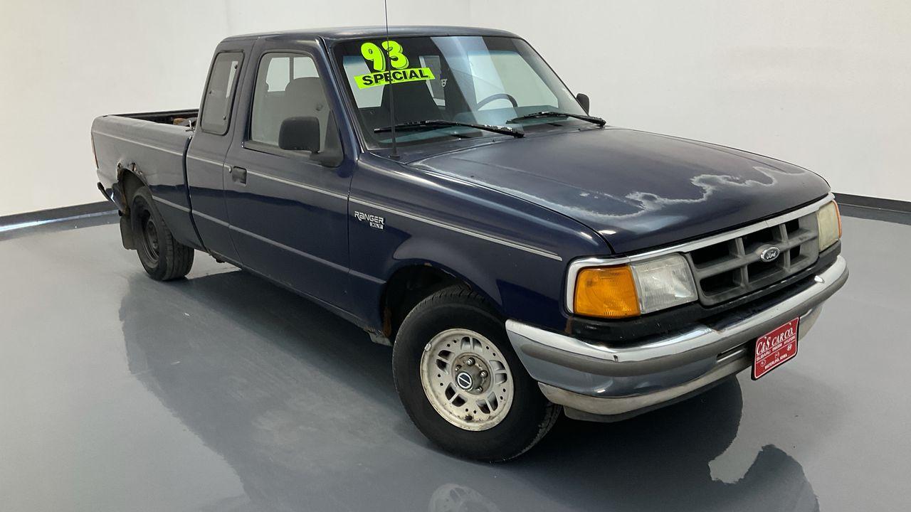 1993 Ford Ranger  - C & S Car Company