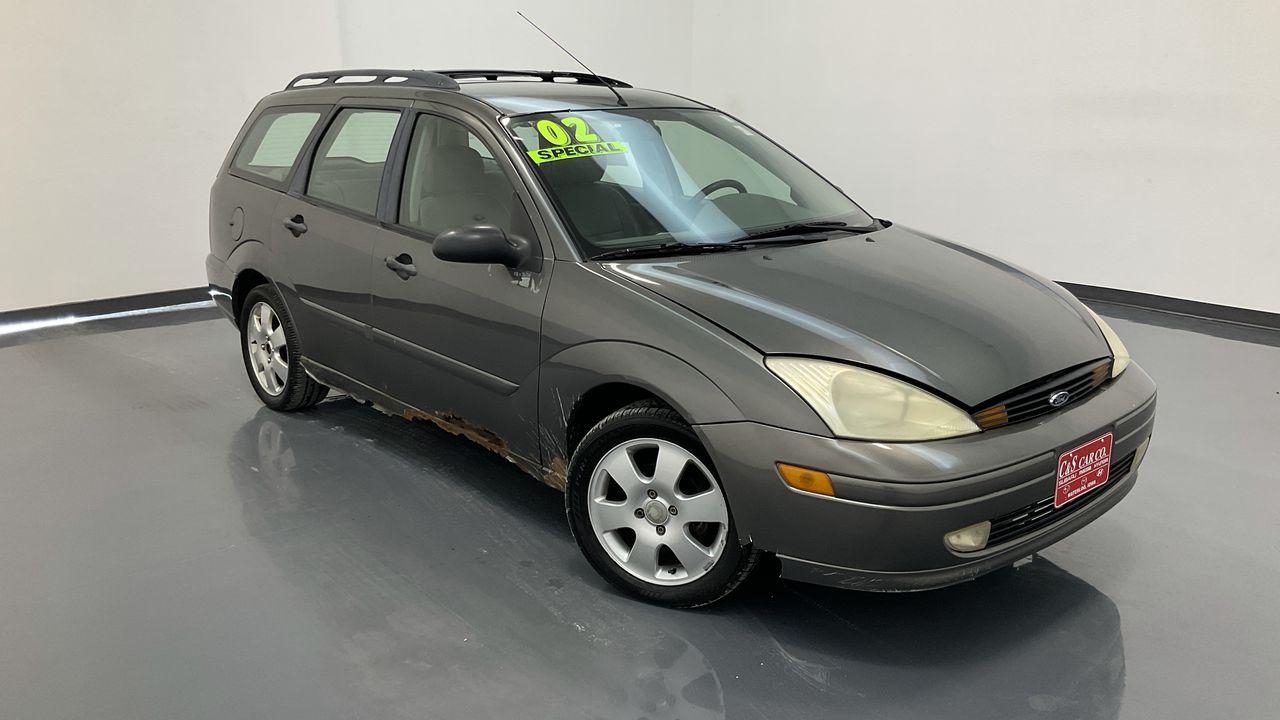 2002 Ford Focus  - SB9809B  - C & S Car Company