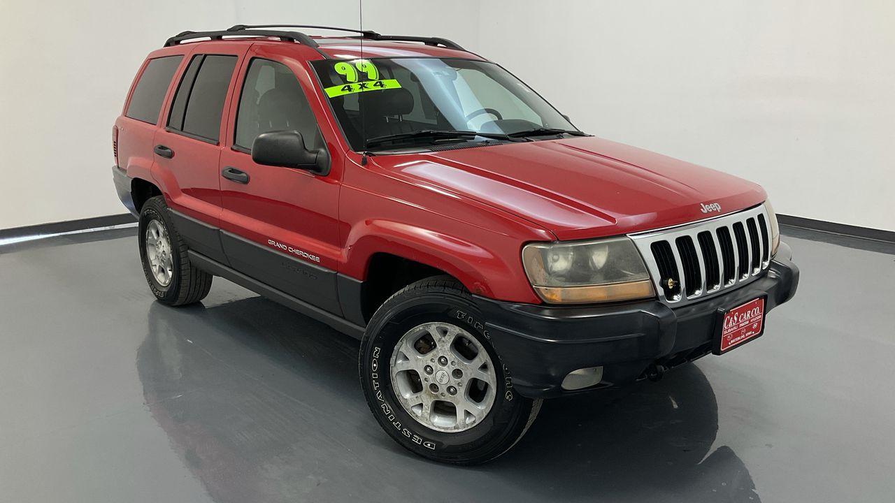 1999 Jeep Grand Cherokee  - SB9600B  - C & S Car Company