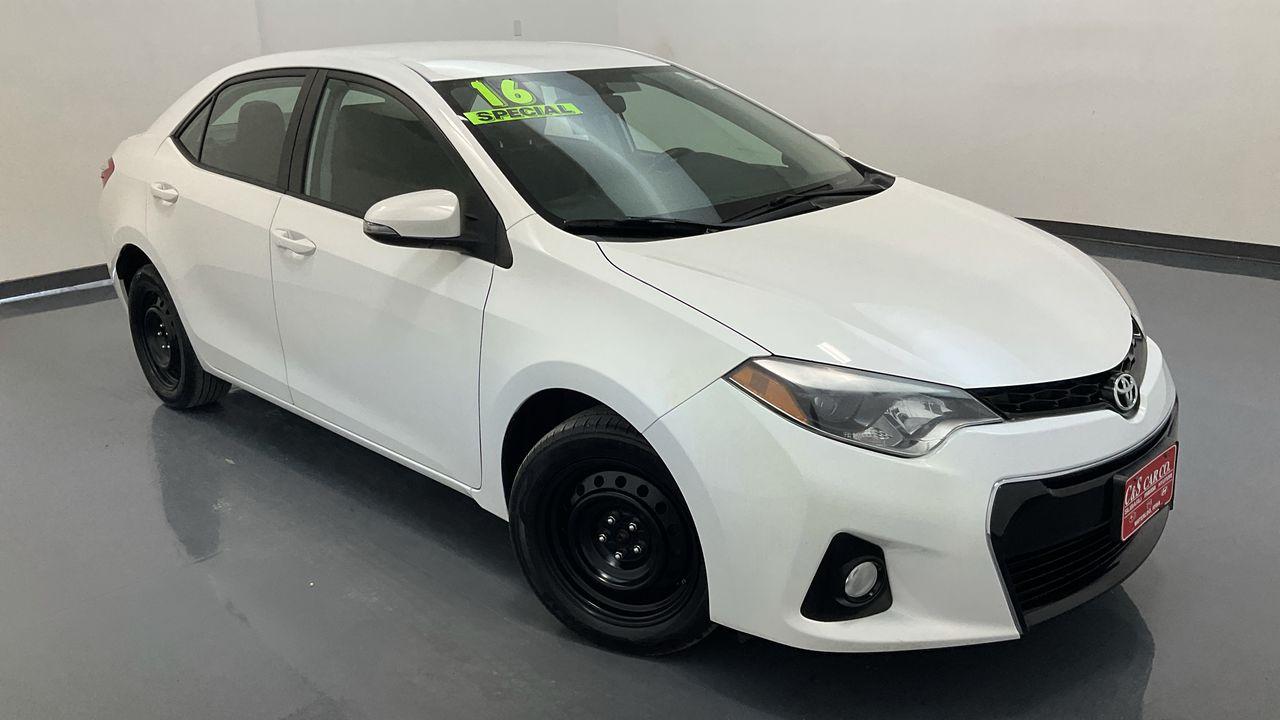 2016 Toyota Corolla  - C & S Car Company