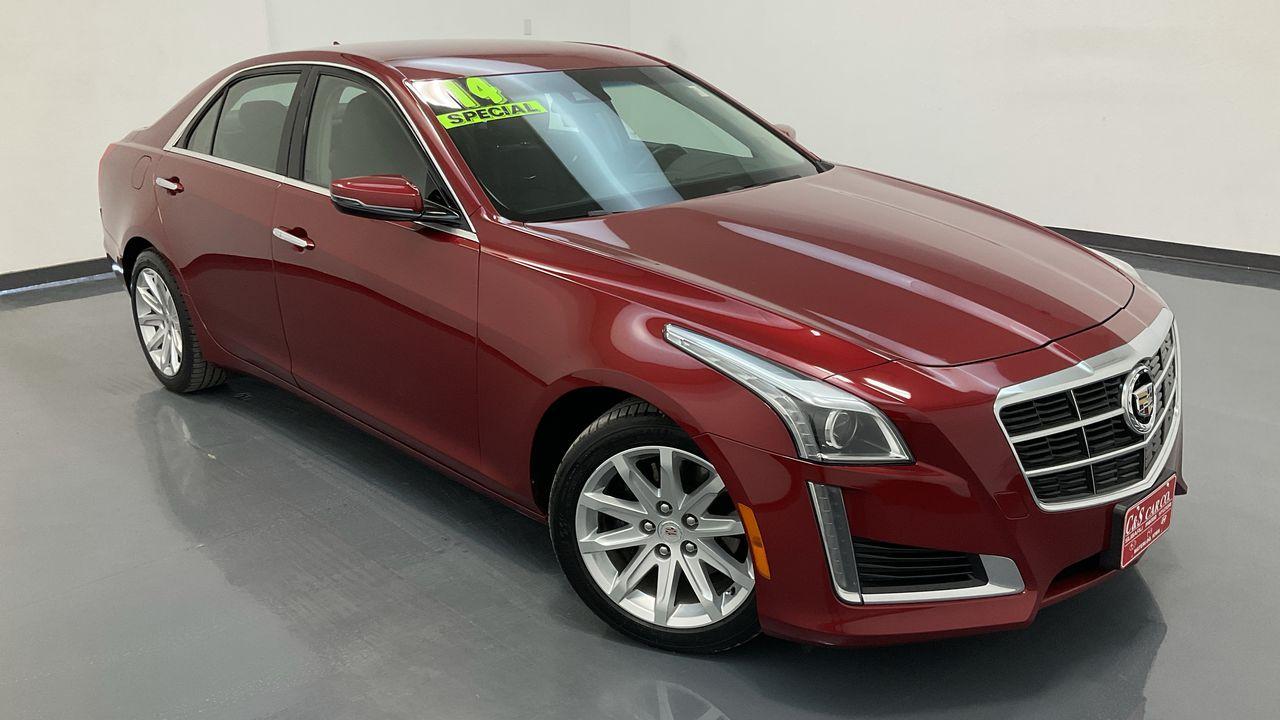 2014 Cadillac CTS 4D Sedan  - GS1102A  - C & S Car Company