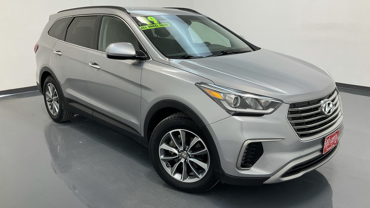 2019 Hyundai Santa Fe 4D SUV AWD  - 17192  - C & S Car Company