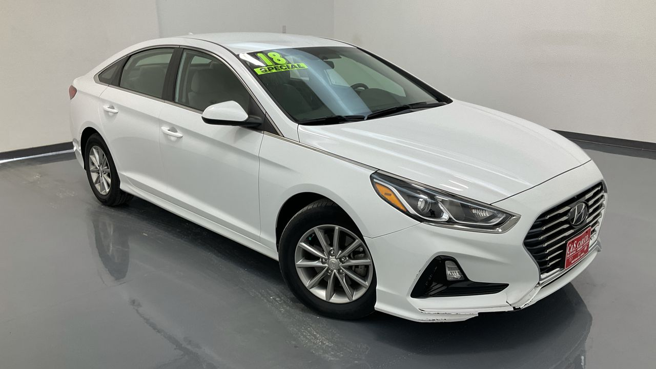 2018 Hyundai Sonata  - HY9022A  - C & S Car Company