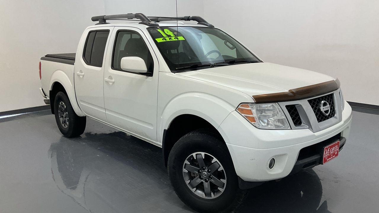 2014 Nissan Frontier  - C & S Car Company