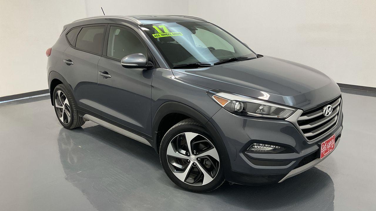 2017 Hyundai Tucson  - HY8917B  - C & S Car Company