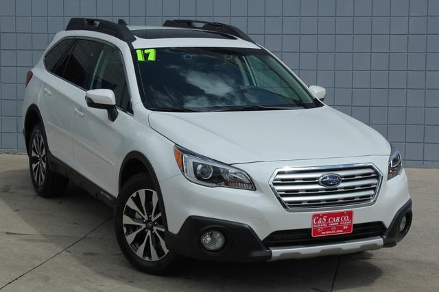 2017 Subaru Outback 3 6r Limited W Eyesight Stock Sb6030 Waterloo Ia