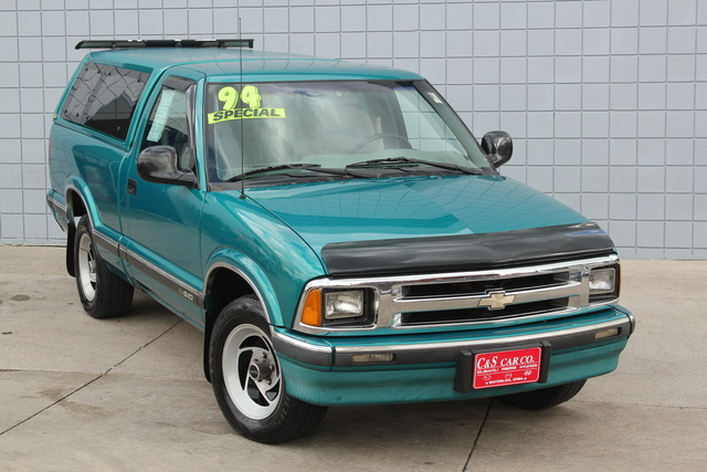 1994 Chevrolet S10 Ls Stock Ma2587d Waterloo Ia