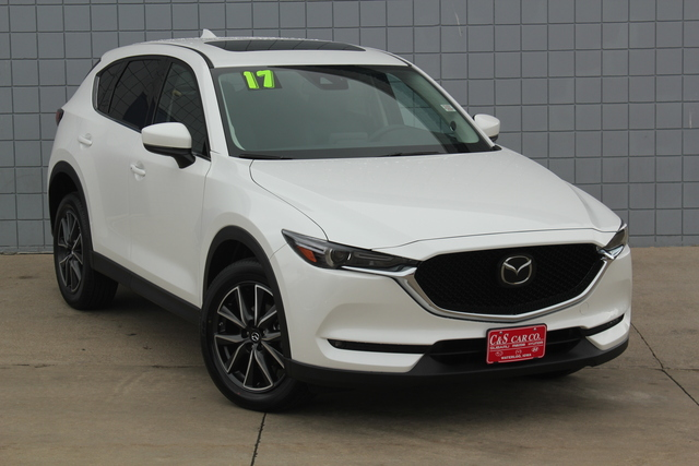 2017 mazda cx 5 grand touring awd stock ma2894 waterloo ia. Black Bedroom Furniture Sets. Home Design Ideas