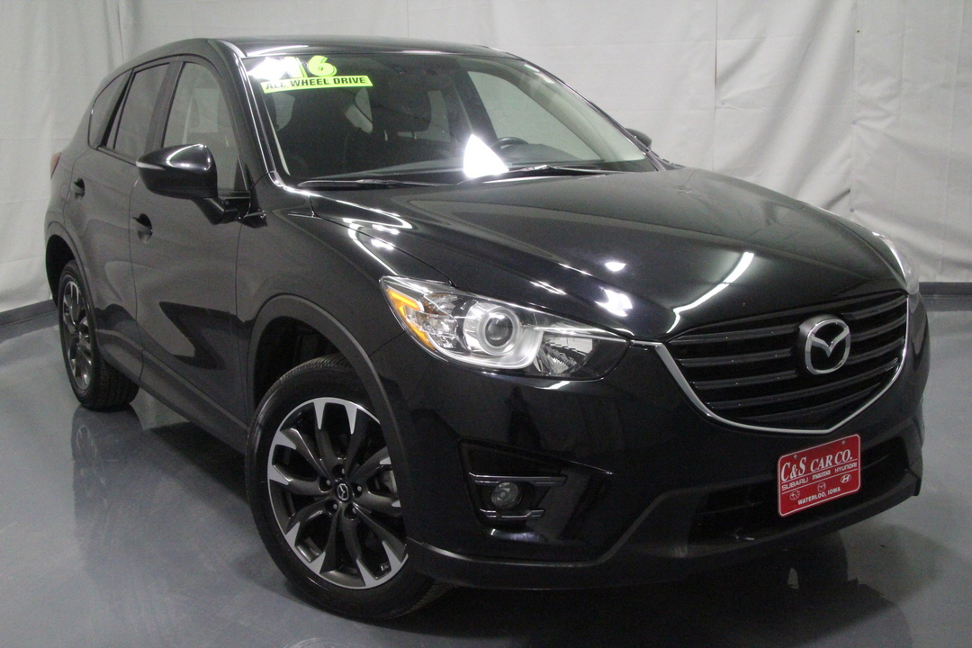 2016 mazda cx 5 grand touring awd stock ma3010a waterloo ia. Black Bedroom Furniture Sets. Home Design Ideas
