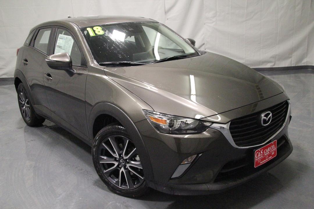 2018 Mazda CX-3  - C & S Car Company