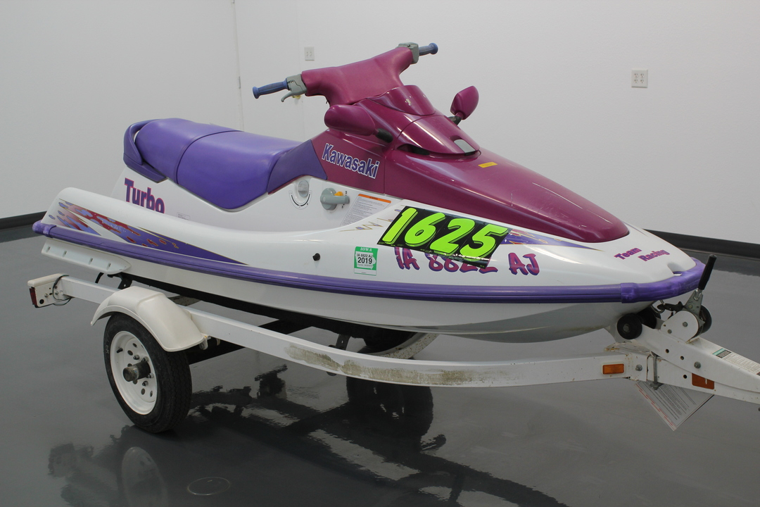 1995 Jet Ski Kawasaki  - C & S Car Company