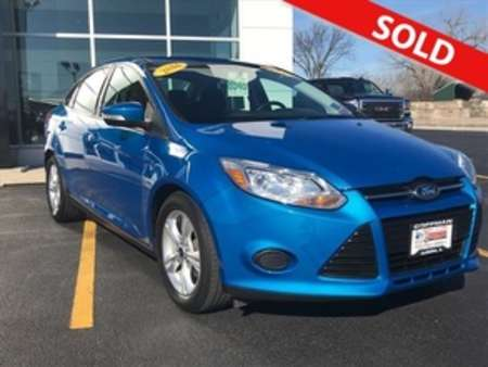 2014 Ford Focus SE for Sale  - 8545  - Coffman Truck Sales