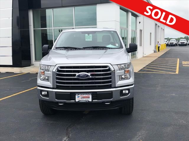 2016 Ford F-150  - Coffman Truck Sales