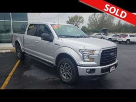 2015 Ford F-150 XLT 4WD SuperCrew for Sale  - 8634  - Coffman Truck Sales