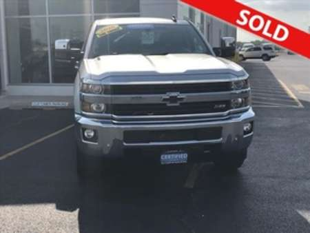2016 Chevrolet Silverado 2500HD LTZ for Sale  - 8587  - Coffman Truck Sales