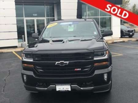 2016 Chevrolet Silverado 1500 LT Z71 4WD for Sale  - 8629  - Coffman Truck Sales
