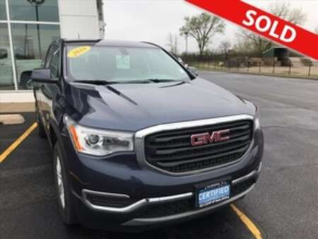 2018 GMC Acadia SLE-1 for Sale  - 8743  - Coffman Truck Sales