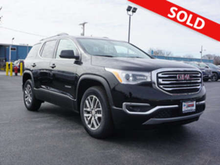 2019 GMC Acadia SLE-2 for Sale  - 19443  - Coffman Truck Sales